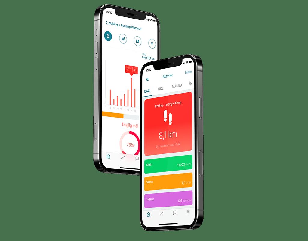 ActiveEye app