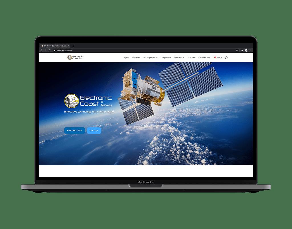 electronic coast website