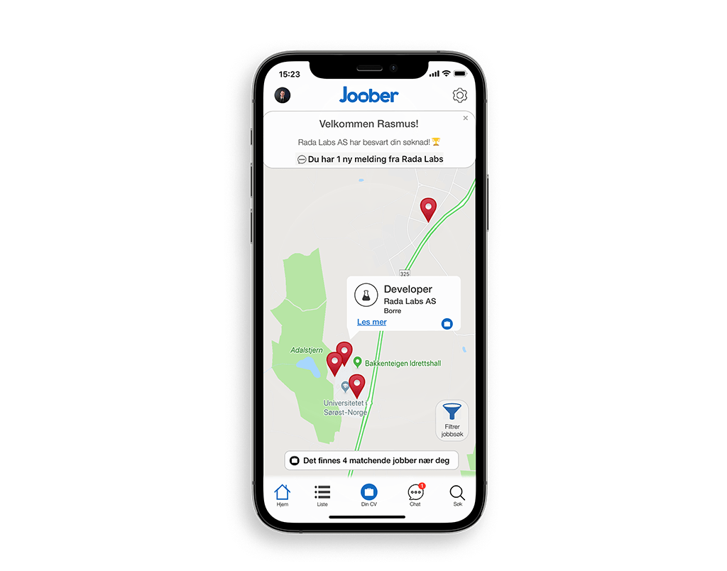 Joober app